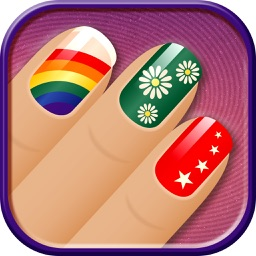 Fancy Nail Art Games for Girls – Cute Manicure Decoration Ideas and Beauty Salon Free