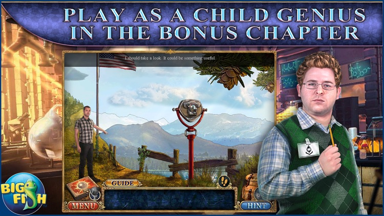 Hidden Expedition: Dawn of Prosperity - A Mystery Hidden Object Game (Full) screenshot-3