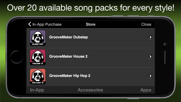 GrooveMaker 2 FREE screenshot-3