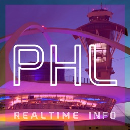 PHL AIRPORT - Realtime Flight Info - PHILADELPHIA INTERNATIONAL AIRPORT