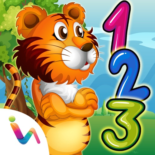 Preschool Maths, Counting & Numbers for Kids