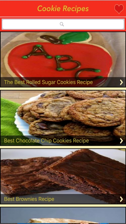 200+ Cookie Recipes screenshot-3