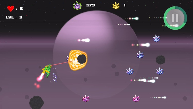 Space Scavenger the Game