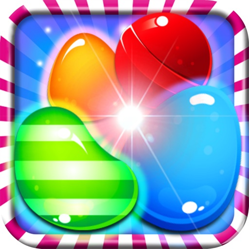 Crazy Sweet Candy Splash Mania by Quoc Viet Bui