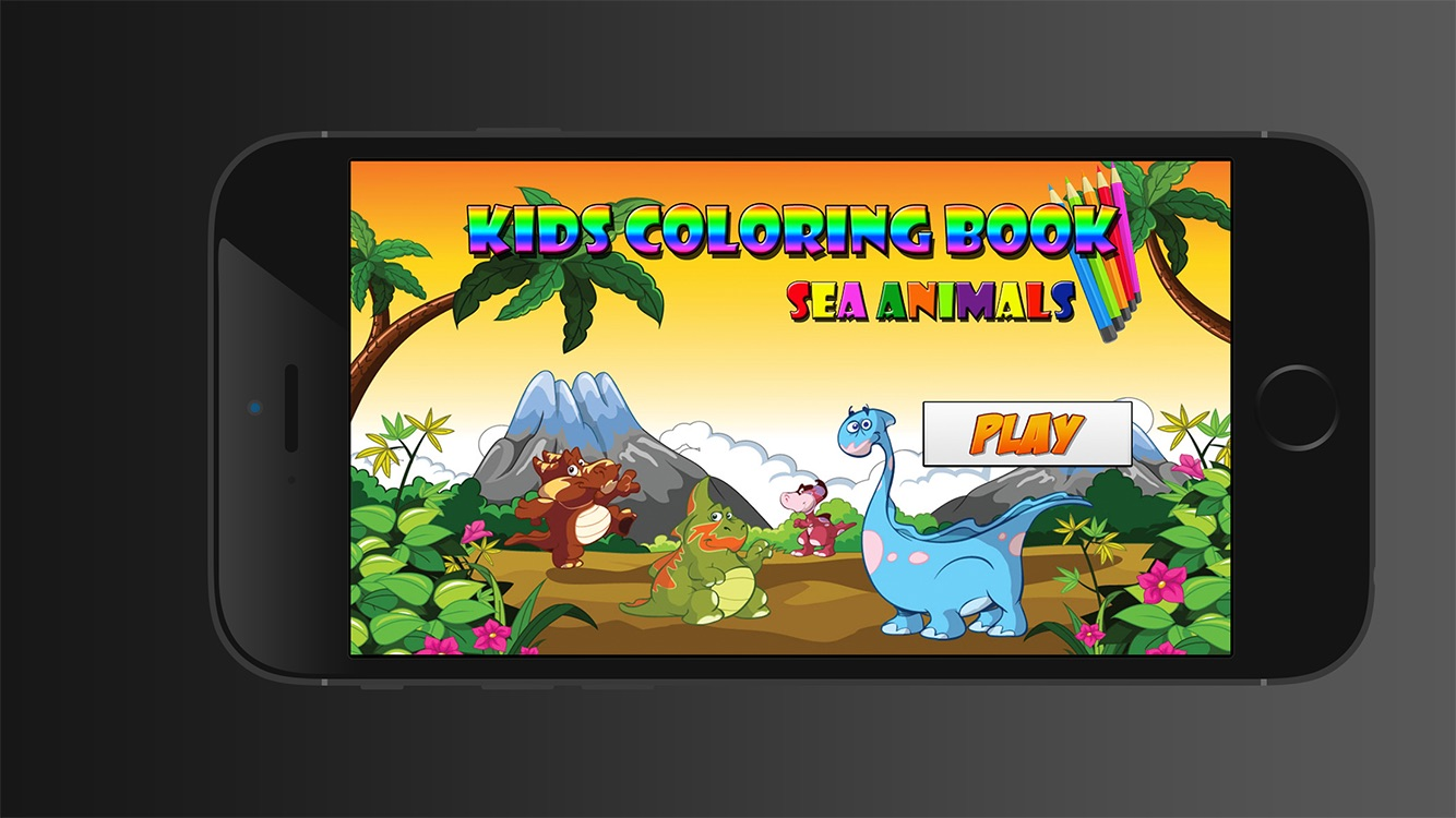 Toddler color learning games - Kids Coloring Book Dinosaur Educational Learning Games For Kids And Toddler