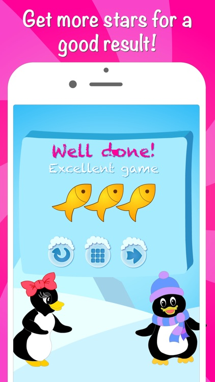 Icy Math Free Addition and Subtraction game for kids and adults good brain training and fun mental maths tricks screenshot-4