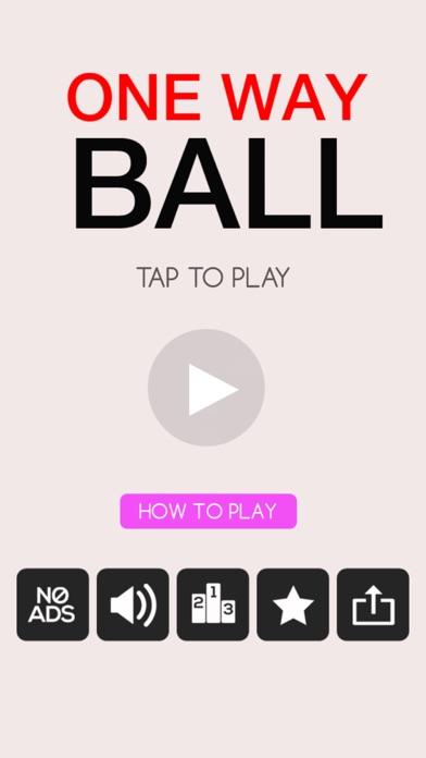 One Way Ball screenshot three