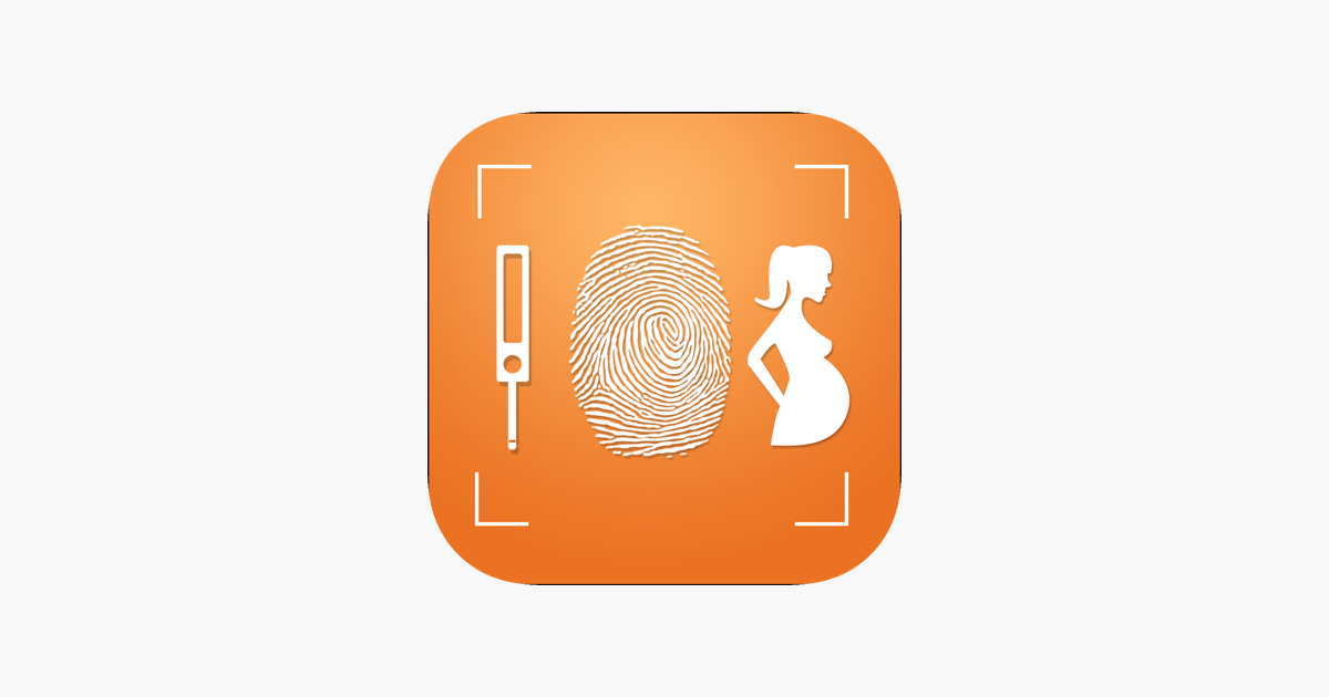 FingerPrint Pregnancy Test Simulator on the App Store