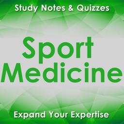 Sport Medicine Exam Review : 800 Quiz & Study Notes