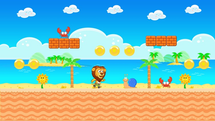 Lion's World - Super Free Platform Game