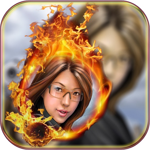 Pip Camara Effects - Free Foreground Image Editor  With Special Frames for Fun