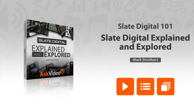 ‎Course For Slate Digital Plugins