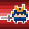 戦国サムライ将軍の城とキングダムを守れ ! 栄光の武将ディフェンダー vs 斬ニンジャスレイヤー大合戦