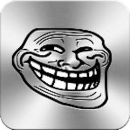 Funny Rage Stickers & Troll Faces Free - for WhatsApp & All Messengers!