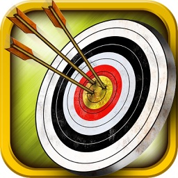 Archery Games Robin Hood Crossbow Fire Precision Range Target Practice
