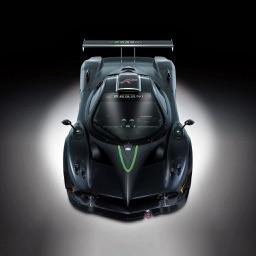 HD Car Wallpapers - Pagani Zonda Edition
