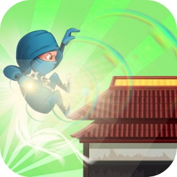 Mr Jump - Ninja Running Game