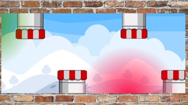 The flappy birds (New version) screenshot-3