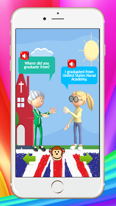 School University Learning English Conversation | App Price Drops