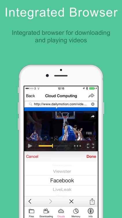 Video Player and  Document Manager PRO, Watch Videos Online and Offline