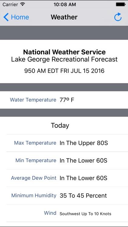 Lake George Boaters Directory screenshot-4