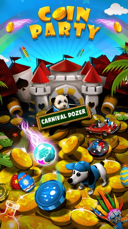Coin Party: Carnival Pusher screenshot-4