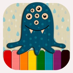 Little Xylo - Cutie Monsters Xylophone Fun