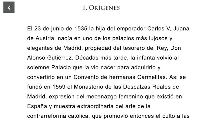 Monasterio de las Descalzas Reales de Madrid screenshot-3