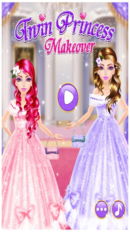 Twin Princess Makeover for girls kids