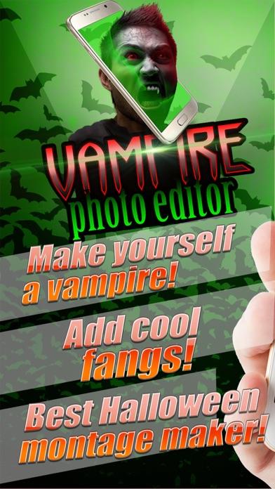 Vampire Photo Editor – Vampirize Yourself with Scary