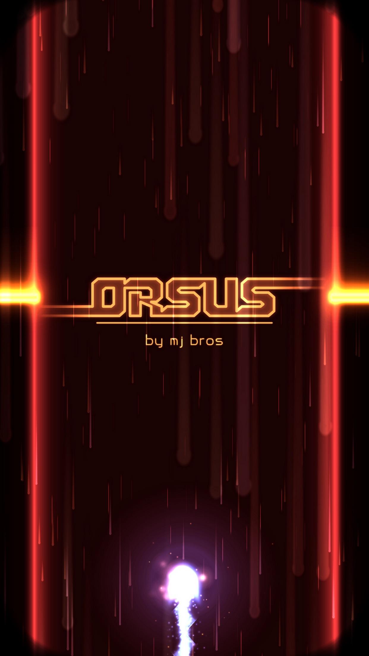 Screenshot do app Orsus