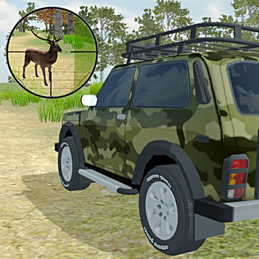 Russian Hunting 4x4 iOS App