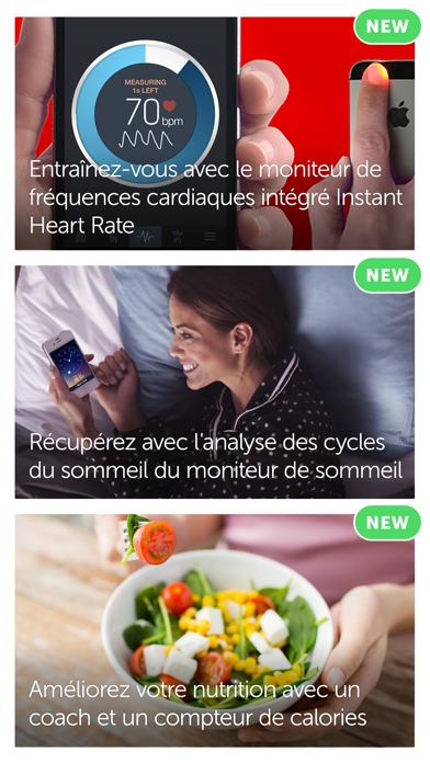Screenshot for Fitness Amis+ in Lebanon App Store
