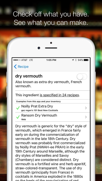 Shaken and Stirred: Easy Craft Cocktails screenshot-3