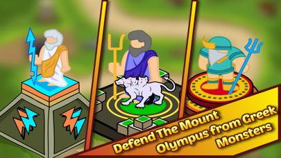 Olympus Defense TD. Fury Rome Gods Rising In Divine Dawn Strategy screenshot two