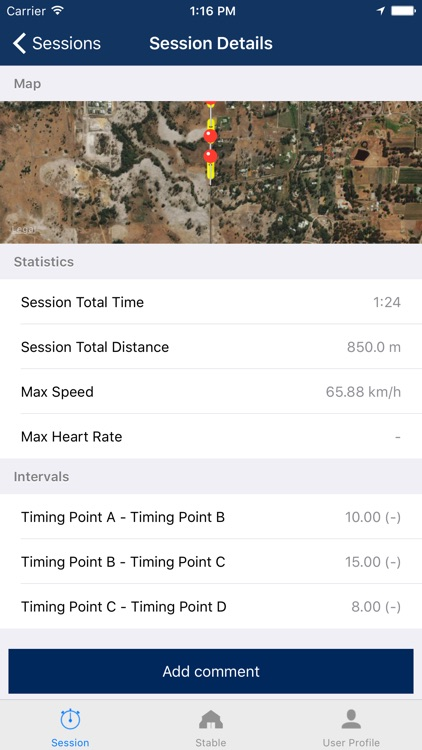 KER ClockIt RACE screenshot-3