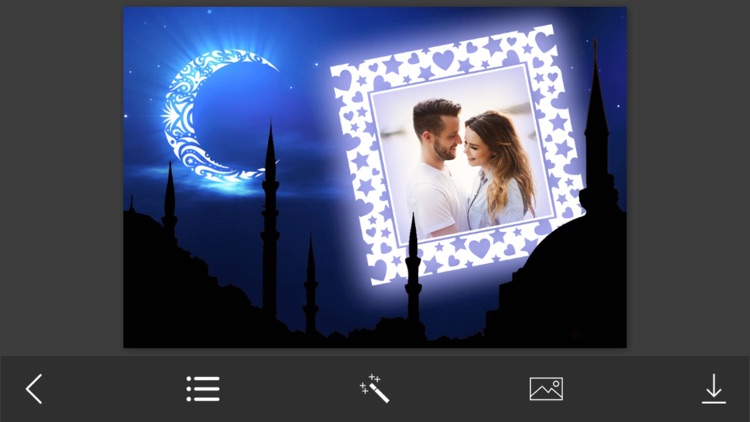 Eid Photo Frames - Instant Frame Maker & Photo Editor
