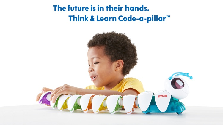 Think & Learn Code-a-pillar™ screenshot-4