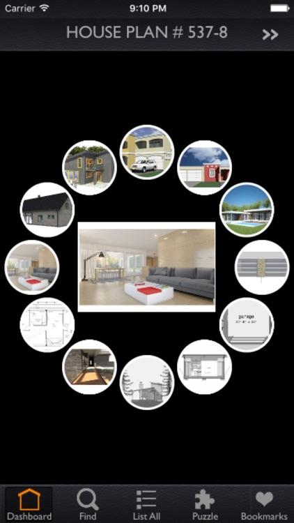 Modern House Plans Ideas screenshot-3