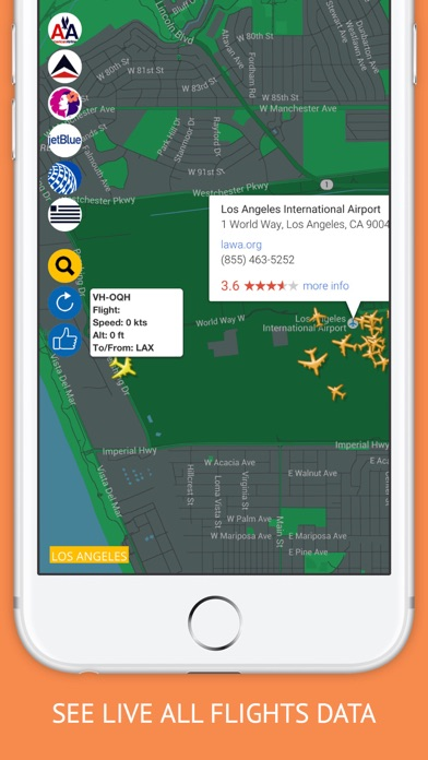 USA Tracker PRO : Live Flight Tracking & Status-2
