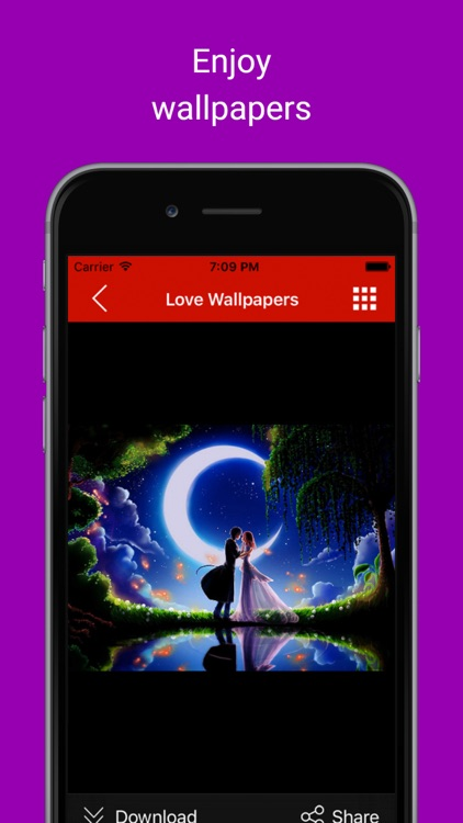 Background Wallpapers: Get pictures & snaps of Love, Romance and heart screenshot-4