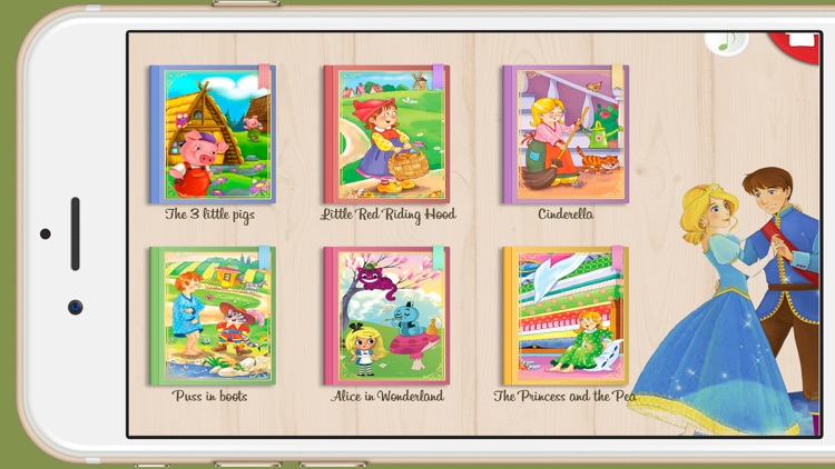 Classic bedtime stories- tales for kids between 0-8 years old - Premium