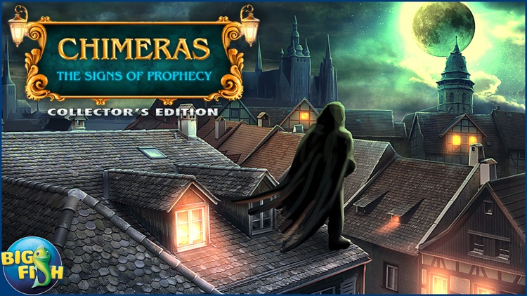 Chimeras: The Signs of Prophecy - A Hidden Object Adventure screenshot-4