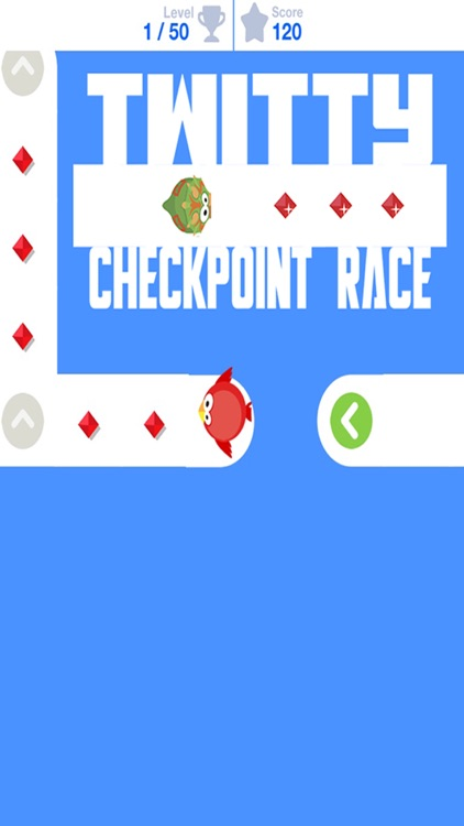 Twitty Checkpoint Race