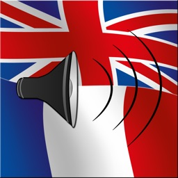 English / French Talking Phrasebook Translator Dictionary - Multiphrasebook