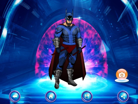 Create Your Own Man SuperHero Comics Book Character Dress Up Game - Design your own character games