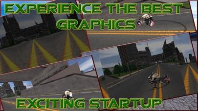 クレイジーモト3D - 本物のバイクのスタントライダーのおすすめ画像4