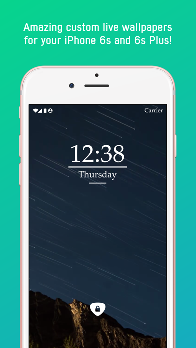 Screenshot #1 for Premium Live Wallpapers - Pro Animated Themes and Custom Dynamic Backgrounds ...