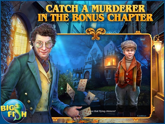 Chimeras: The Signs of Prophecy - A Hidden Object Adventure (Full)のおすすめ画像4