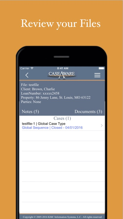 CaseAware screenshot-1
